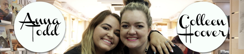 Anna Todd & Colleen Hoover