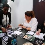Amélie Casalini-Astier et Mary Matthews -Hors Jeu